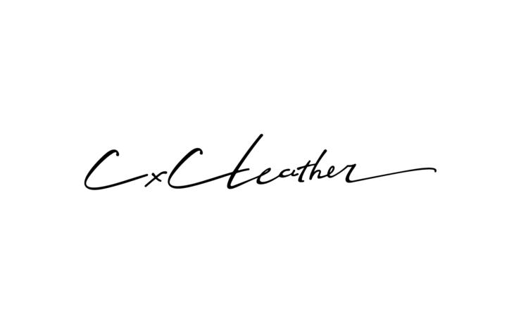 CxC Leather ロゴ