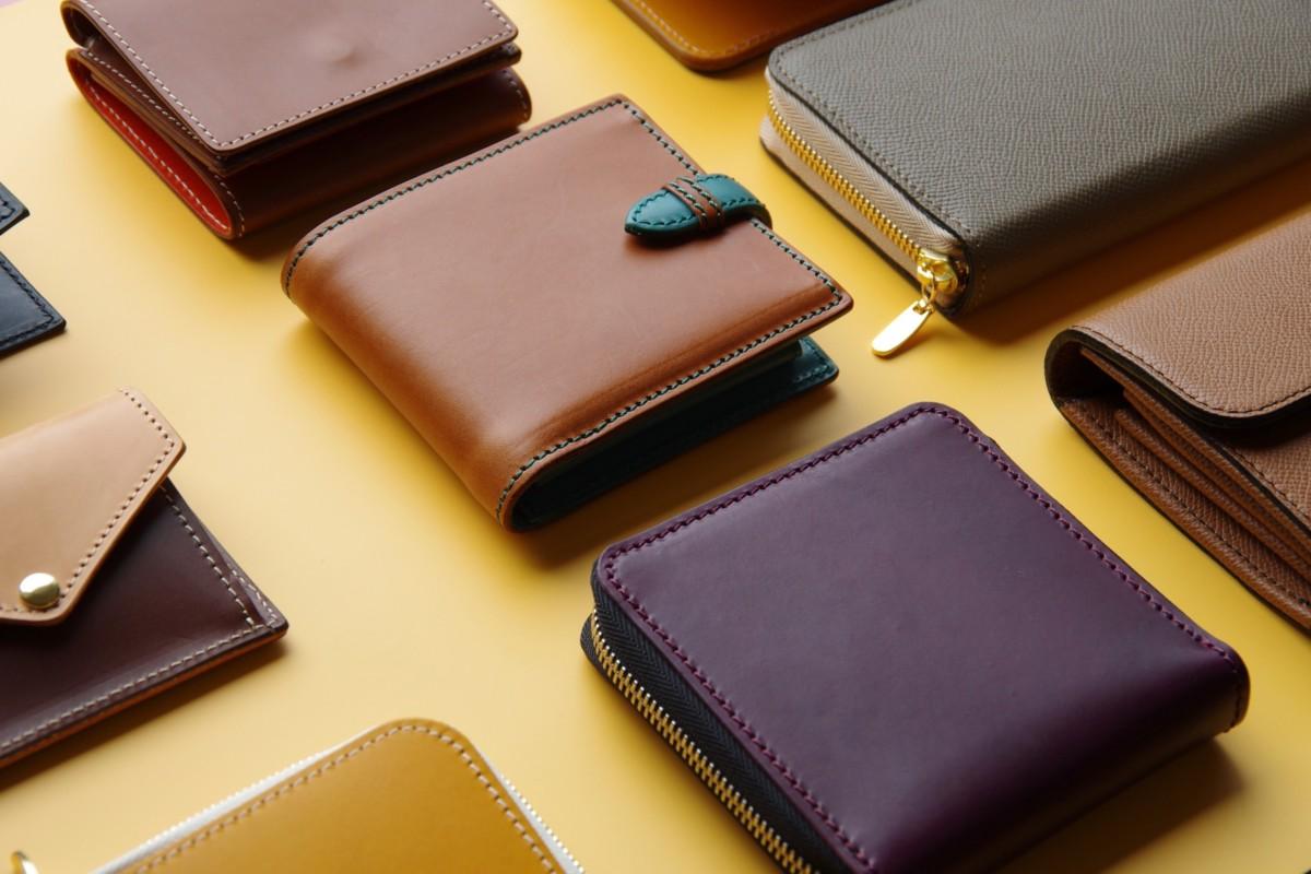 色々な財布